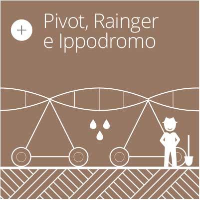 impianti Pivot, Rainger e Ippodromo