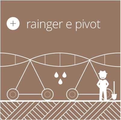 rainger e pivot