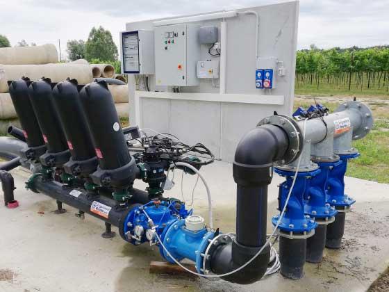 01.12 filtrazione irrigazione veneta