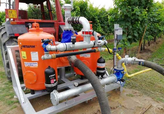 01.14 filtrazione irrigazione veneta