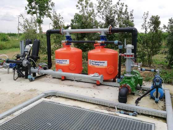 01.2 pompe irrigazione veneta