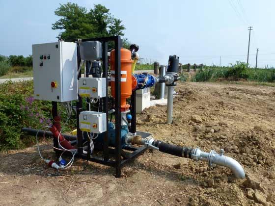 01.3 pompe irrigazione veneta