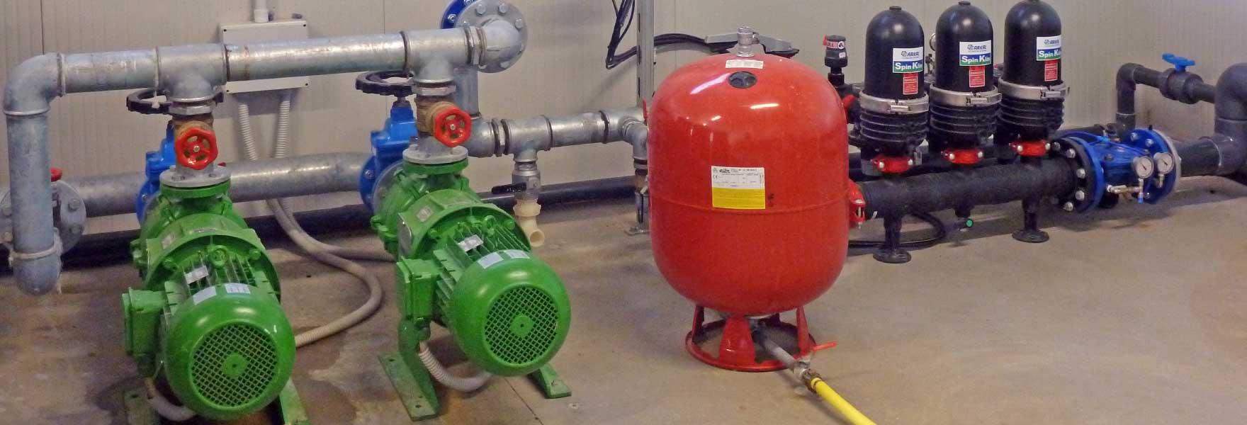 01.5 pompe irrigazione veneta