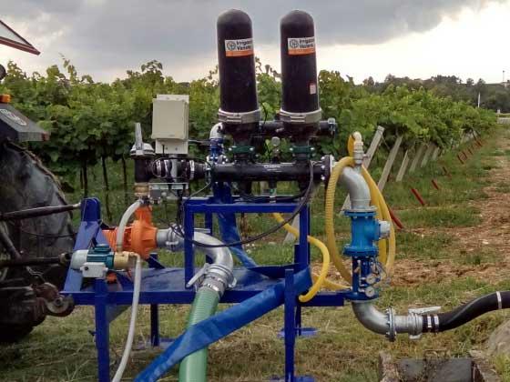 01.7 pompe irrigazione veneta